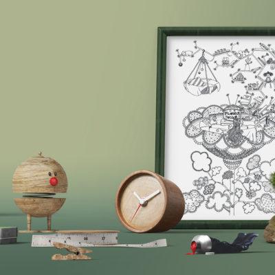 Čarovná obývačka – Život v kvetine