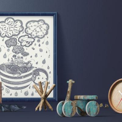 More v šálke – Slaná rozprávka